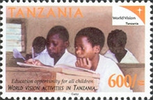 [Local Projects of World Vision International, type FEX]