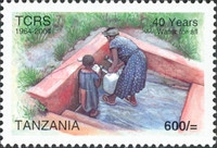 [The 40th Anniversary of Tanzanian Organization Tanganyika Christian Refugee Service or TCRS, Typ FGW]