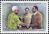 [Role of Tanzania in Promoting Rule of Law and Peace in Great Lakes Zone, Typ FJA]