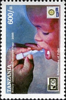 [The 100th Anniversary of Rotary International, type FJN]