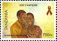 [World AIDS Campaign, Typ FTT]