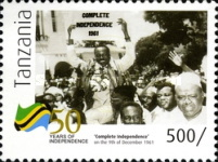 [The 50th Anniversary of Independence, Typ GMU]