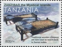 [Tourism - Zanzibar The Mystical Island, Typ GRV]