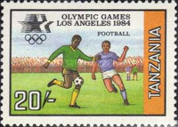[Olympic Games - Los Angeles, USA, Typ IC]