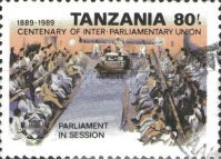 [The 100th Anniversary of Inter-Parliamentary Union, Typ UZ]