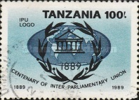 [The 100th Anniversary of Inter-Parliamentary Union, Typ VA]