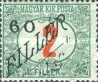 [Hungarian Postage Due Stamps Surcharged, Typ A1]