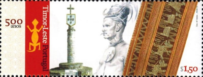 [Portugal-Timor-Leste - 500 Years of History - Joint Issue with Portugal, type AI]