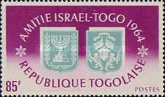[Friendship between Togo and Israel, type ]