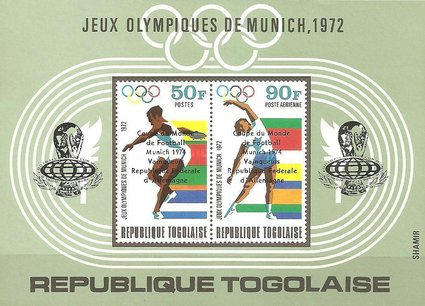 [West Germany, Winner of Football World Cup, type ]