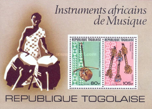 [Airmail - Musical Instruments, type ]
