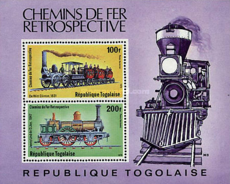 [Airmail - Locomotives, Typ ]