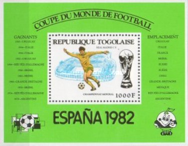 [Football World Cup - Spain 1982, type ]