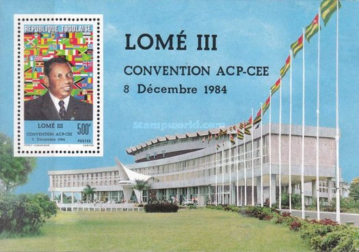 [Convention on Lome, type ]