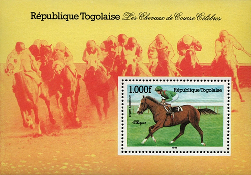 [Airmail - Racehorses, type ]