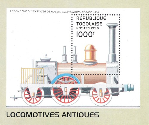 [Locomotives, Typ ]