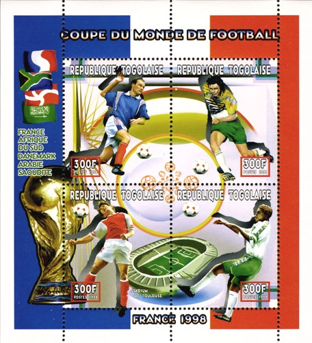 [Football World Cup - France (1998), type ]