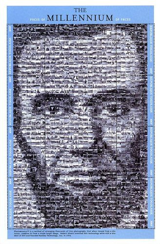 [Faces of the Millennium - Abraham Lincoln, 1809-1865, Typ ]