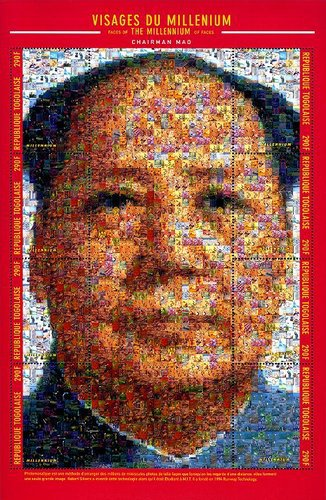 [Faces of the Millennium - Mao Zedong, type ]