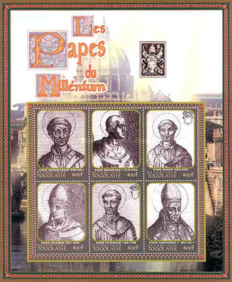 [History of the Papacy, type ]