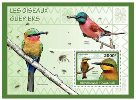 [Fauna - The Bee-Eaters Birds, type ]