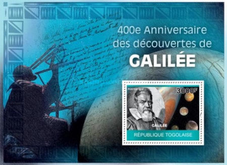 [The 400th Anniversary of Galileo's Discoveries, type ]