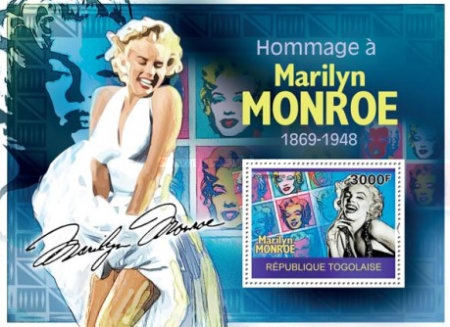 [Tribute to Marilyn Monroe, type ]