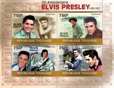 [The 75th Anniversary of Elvis Presley, 1935-1977, type ]