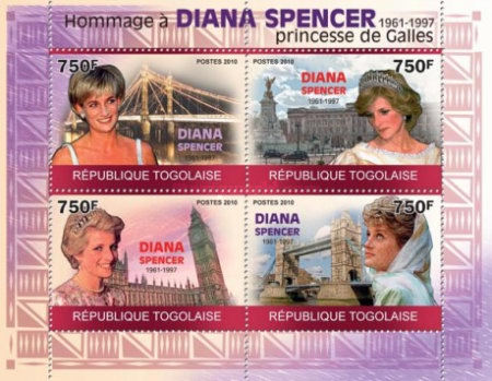 [Tribute to Diana Spencer, 1961-1997, type ]