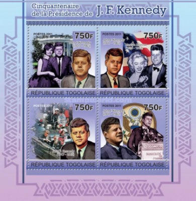 [The 50th Anniversary of the Presidency of J.F. Kennedy, type ]