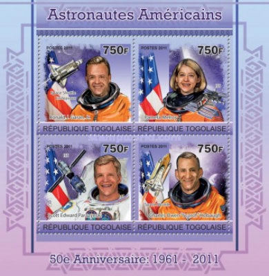 [The 50th Anniversary of the Astronauts of America, type ]
