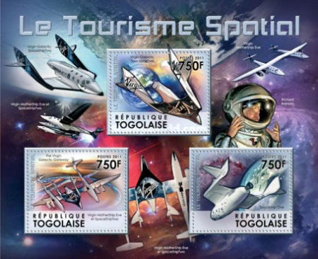 [Space Tourism, type ]