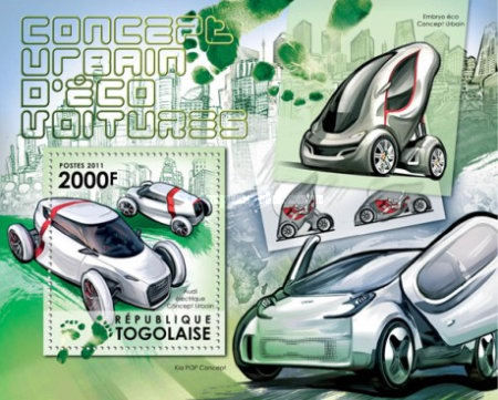 [Urban Concept of Green Cars, Typ ]