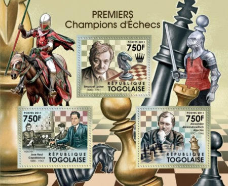 [First Chess Champions, Typ ]