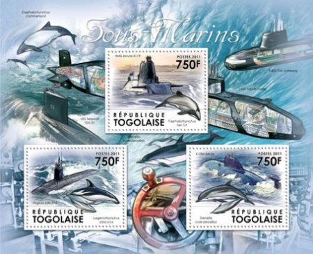 [Transport - Submarines & Dolphins, type ]