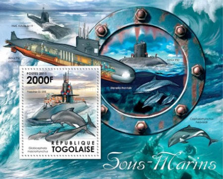 [Transport - Submarines & Dolphins, Typ ]