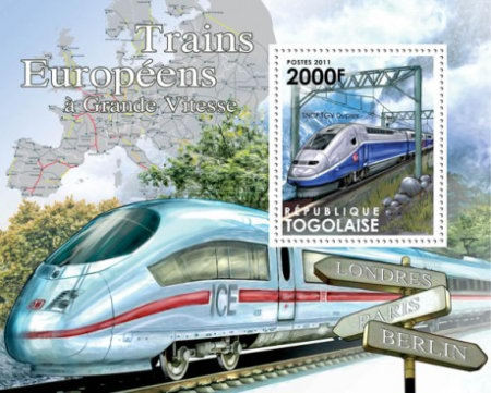 [Transport - Speed Trains of Europe, Typ ]