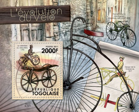[Transport - The Evolution of Bicycles, type ]