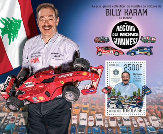 [Billy Karam - The Largest Collection of Car Models in the World, type ]