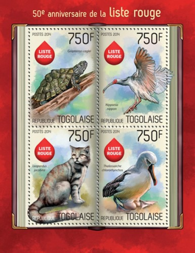 [Fauna - The 50th Anniversary of the Red List, type ]