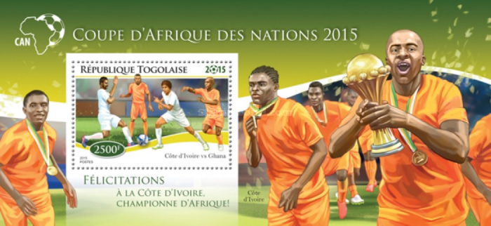 [Sports - Africa Cup of Nations 2015, type ]