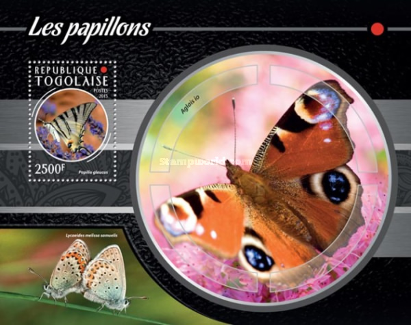 [Insects - Butterflies, type ]