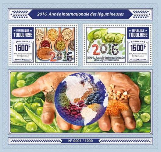 [2016, International Year of Legumes, type ]