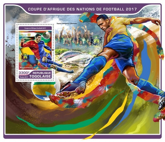 [Sports - African Cup of Nations Football 2017, type ]