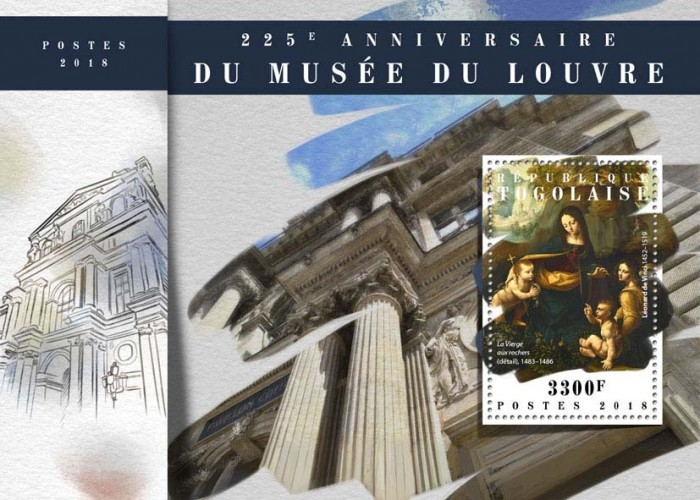 [Paintings - The 225th Anniversary of Louvre Museum, type ]