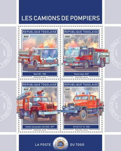 [Transportation - Fire Engines, type ]