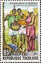 [Airmail - Palm Oil Production, type ABS]