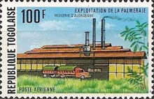 [Airmail - Palm Oil Production, type ABT]