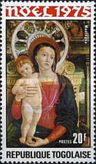 [Christmas - Madonna and Child Paintings, type ACO]