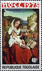 [Christmas - Madonna and Child Paintings, type ACQ]